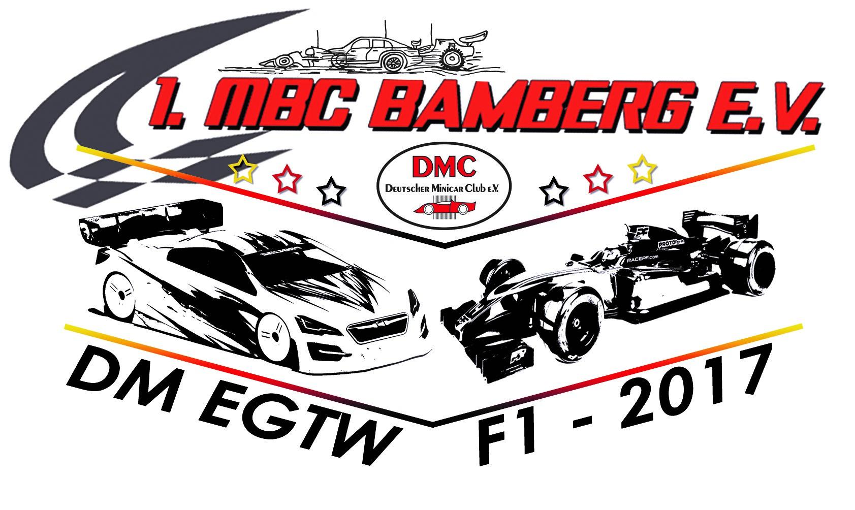 Deutsche Meisterschaft EGTW und EGF1 - 2017
